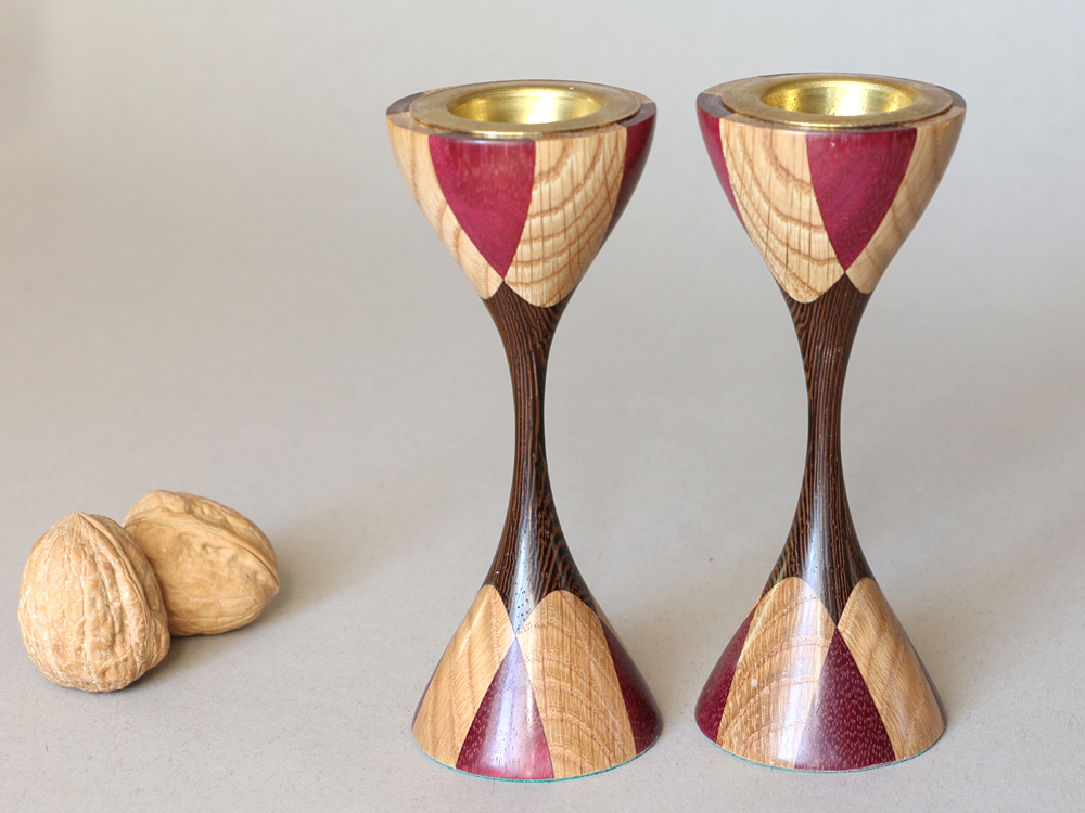 wooden candle sticks5