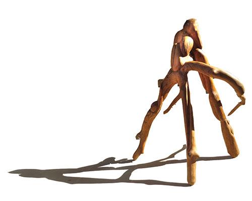 פסל-עץ