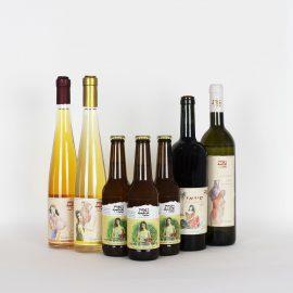 יין וסיידר אורגני