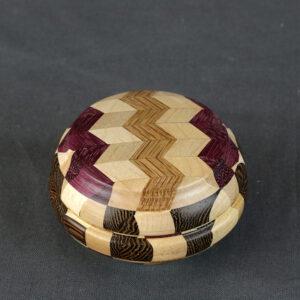 קופסת תכשיטים מעץ מלא
