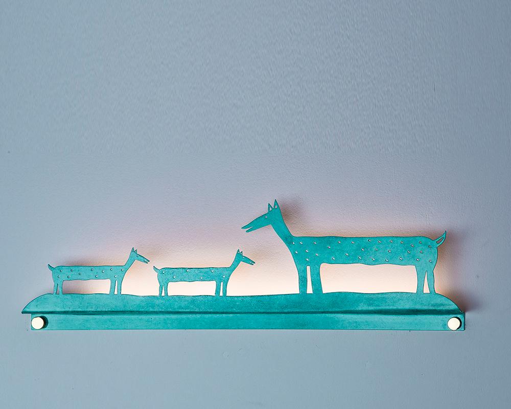 מנורת קיר לחדר ילדים